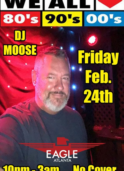 DJ Moose Feb fb