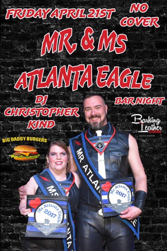 Mr Ms Eagle April 2017