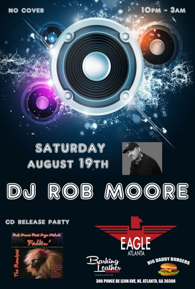 DJ Rob Moore August 2017 w