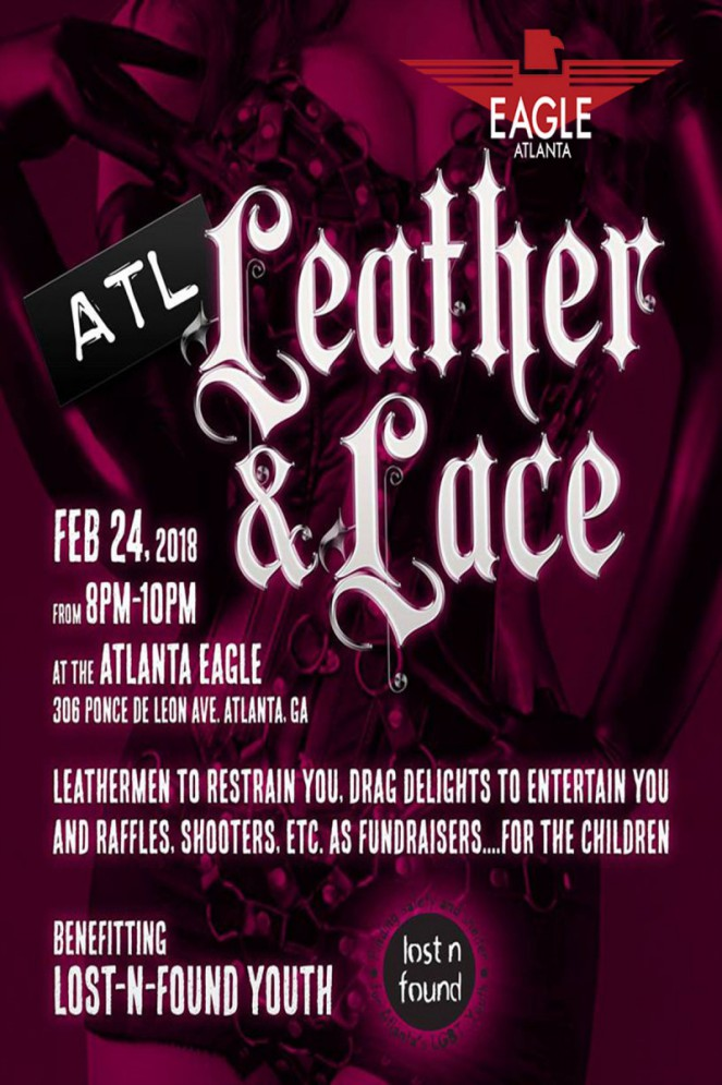 Leather & Lace 2018 w