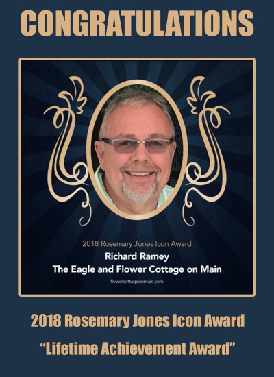 Eagle Richard award 2018 w