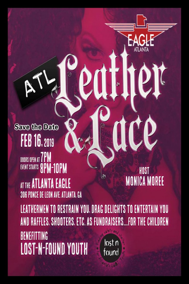 Leather & Lace 2019 w