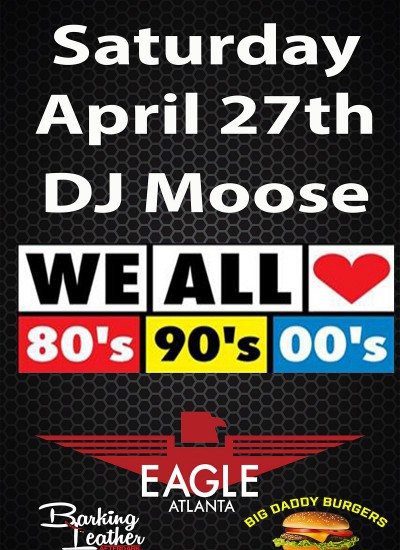 DJ Moose April 2019 w